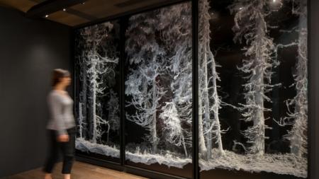 Art Basel Basilea 2018 Audemars Piguet: gli artisti Semiconductor e la curatrice ospite Mónica Bello