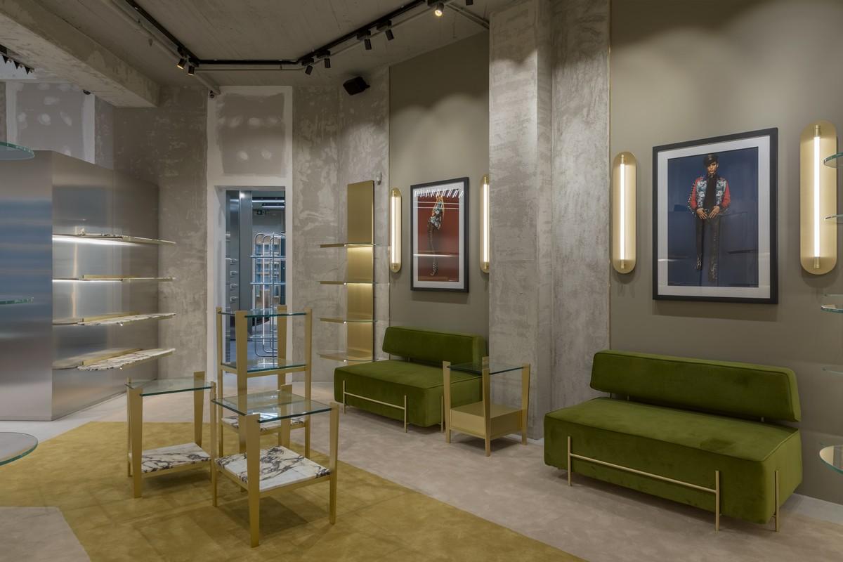 Dsquared2 Milano via Verri   boutique   nuovo concept   foto  