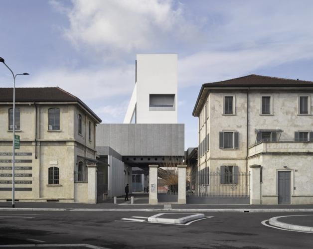 Fondazione Prada Milano Torre: apre al pubblico il 20 aprile 2018