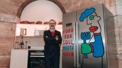 Refettorio Parigi: la mensa comunitaria di Massimo Bottura apre nel Foyer de la Madeleine