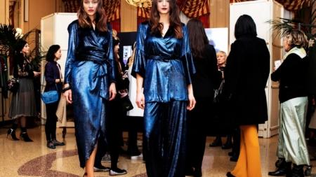 Tendenze moda donna autunno inverno 2018 2019 Hanita: seduzione ed ironia