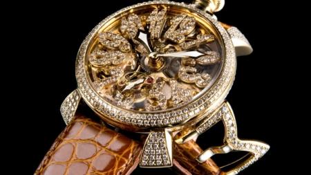 Baselworld 2018 novità Gagà Milano: due orologi preziosi e dalla forte personalità