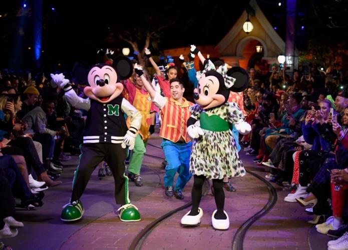 Opening Ceremony Disneyland sfilata primavera 2018: la collezione ispirata a Topolino