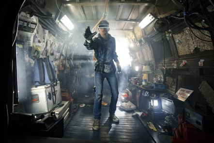 Ready Player One: scopri la realtà di Oasis, foto, trailer e trama