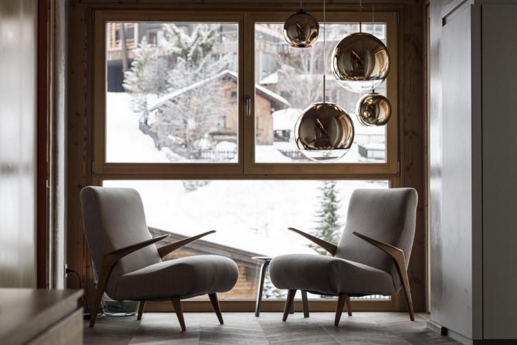 Rosa Alpina Hotel & SPA Dolomiti: la nuova penthouse dal design contemporaneo