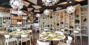 Sky Italia Pedrali: i nuovi arredi per spazi di lavoro smart e innovativi