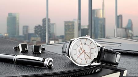 Philip Watch 160 Anniversario: l'orologio Sunray Automatic Power Reserve in limited edition