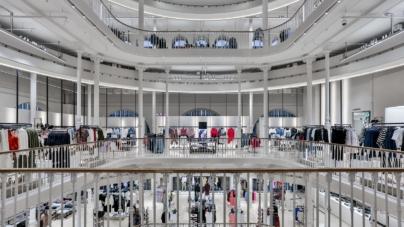 Zara Roma Via del Corso: riapre il flagship store nello storico Palazzo Bocconi