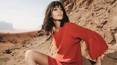 Antonelli Firenze campagna primavera estate 2018: la magia del deserto