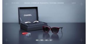 Chanel occhiali da sole primavera estate 2018: design elegante, purezza ed opulenza