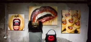 Giancarlo Petriglia borse autunno inverno 2018 2019: arte, lusso e tradizione