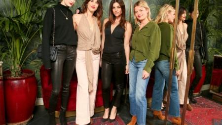 Paris Fashion Week 2018 J Brand: la cena di gala con Julia Restoin-Roitfeld