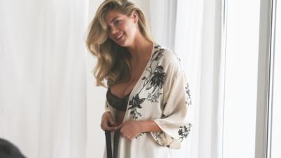 Yamamay Kate Upton campagna primavera 2018: la collezione sensuale e vivace