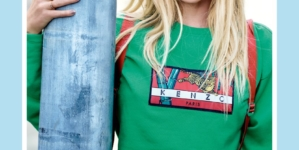 Kenzo Britney Spears campagna 2018: protagonista de La Collection Memento N.2