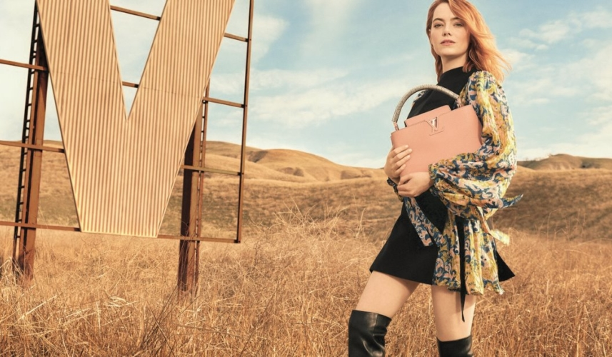 Louis Vuitton Emma Stone Spirit of Travel 2018: la nuova campagna