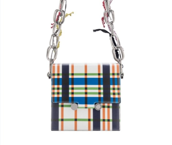 Marni borse 2018: la nuova Caddy Bag per la primavera estate