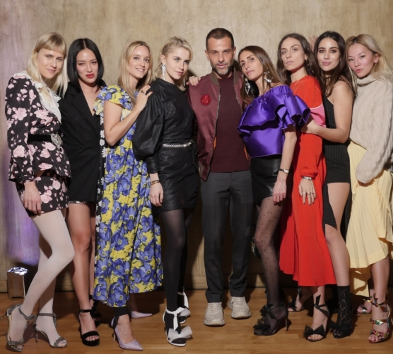 Paris Fashion Week 2018 MyTheresa: il party per la capsule collection con Alexandre Birman
