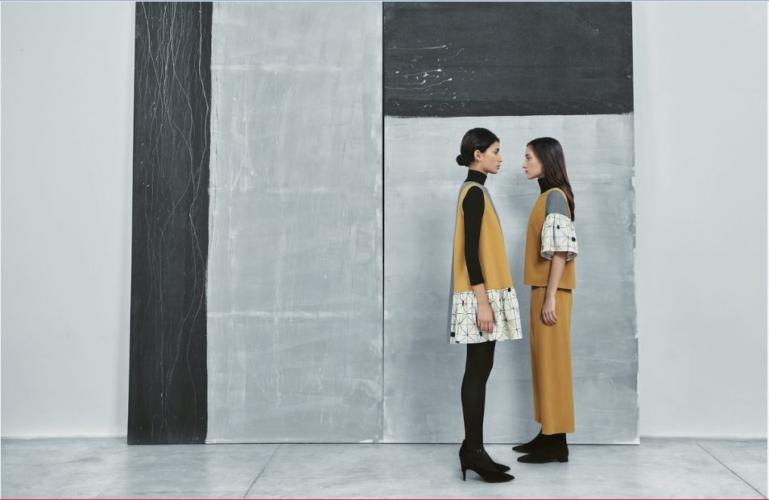 Tendenze moda donna autunno inverno 2018 2019 Nemozena: il luxury basic