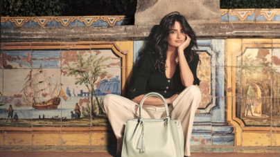 Carpisa Penelope Cruz campagna primavera 2018: la nuova capsule collection di borse