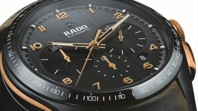Baselworld 2018 novità Rado: HyperChrome Chronograph Bronze e True Thinline Garden