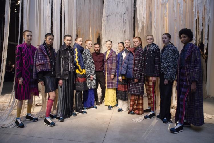 Tendenze moda autunno inverno 2018 2019 Tiziano Guardini: il fashion eco