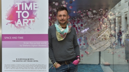 Swatch Time to Art Milano: 35 anni d'amore per l'arte in via Montenapoleone