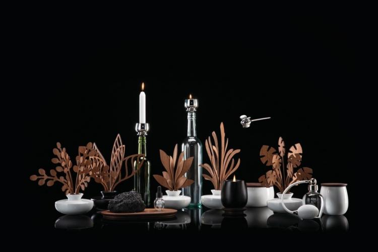 Alessi profumo per ambiente: la collezione The Five Seasons firmata da Marcel Wanders