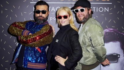 Polaroid Eyewear 2018: la capsule collection Heritage, il party