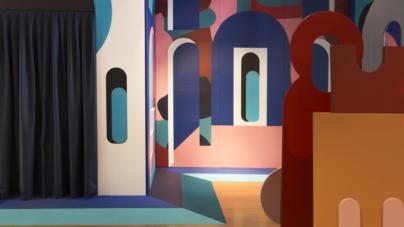 Milan Design Week 2018 Palazzo Stamskin: l'installazione fantasmagorica Serge Ferrari x GGSV