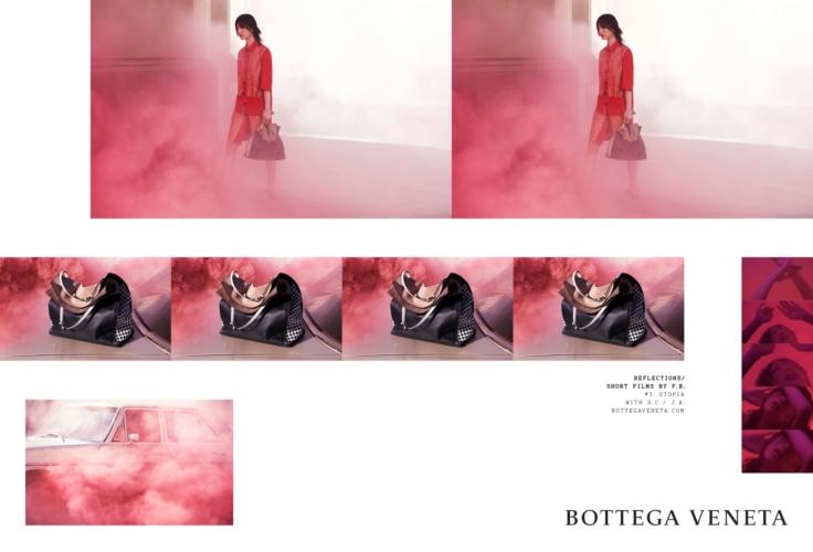 Bottega Veneta The Art of Collaboration primavera estate 2018: i video della campagna