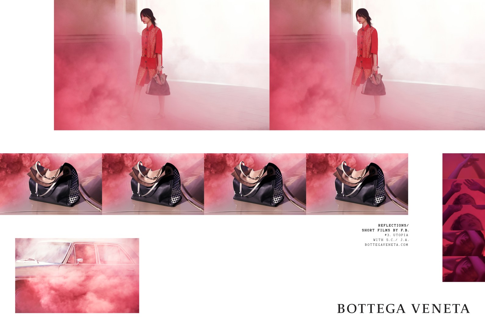 Bottega Veneta The Art of Collaboration primavera estate 2018