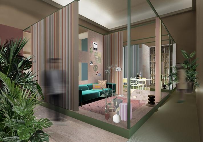 Fuorisalone 2018 On Life- Millenials at Home: la mostra-installazione di Elle Decor Italia