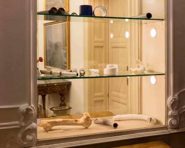 Milano Art Week 2018 Fondazione Adolfo Pini: la mostra Labyrinth di Jimmie Durham