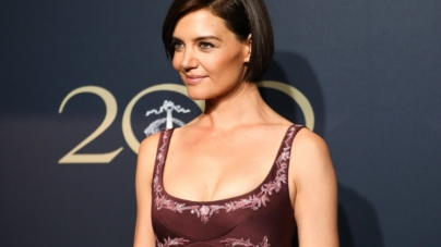 Brooks Brothers 200 anniversario party New York: guest Katie Holmes e Christina Hendricks