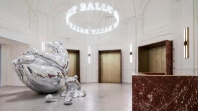 Bally showroom Milano Viale Piave: la nuova sede della Maison svizzera