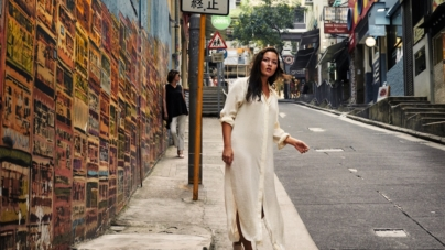 Clarks campagna Comfort in your Soul: protagonista Mia Kang