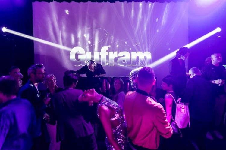 Fuorisalone 2018 Gufram: Disco, l'installazione pop e il party