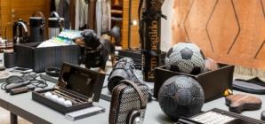 Fuorisalone 2018 Zegna: la nuova Collezione di Zegna Toyz in Pelle Tessuta
