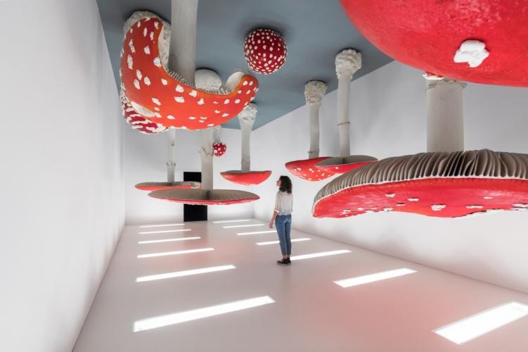 Fondazione Prada Milano La Torre inaugurazione: la terrazza, l'arte e il ristorante