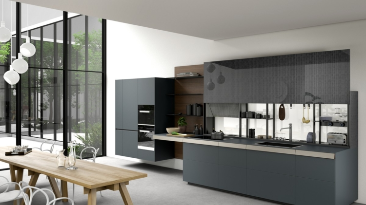 Cucine moderne 2018 Valcucine | novità | Salone del Mobile | foto |