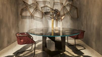 Henge design collezione 2018: tutti i nuovi arredi e complementi