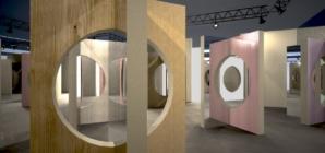 Fuorisalone 2018 Ilva: Wood Coating Stories, l'installazione firmata da Ferruccio Laviani