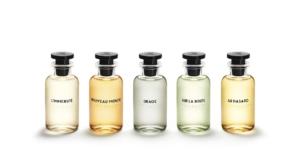 Louis Vuitton profumi Les Parfums: la prima collezione di fragranze maschili