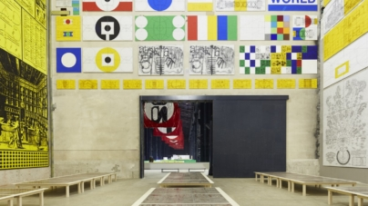 Pirelli HangarBicocca Matt Mullican: The Feeling of Things, la mostra