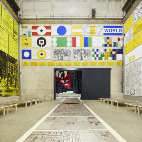 Pirelli HangarBicocca Matt Mullican: The Feeling of Things, la mostra
