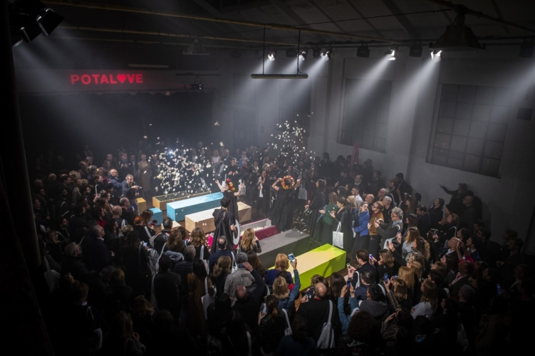 Fuorisalone 2018 Potalove: il Funeral Party e la Funeral Collection
