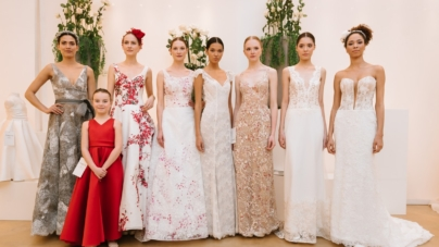 Cymbeline abiti da sposa 2019: Paris Forever, glamour, romantica e lussuosa