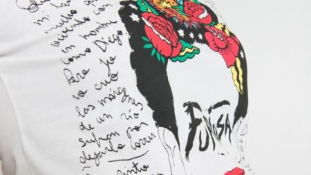 Silvian Heach Frida Kahlo: la t-shirt Furiosa, must have dell'estate 2018