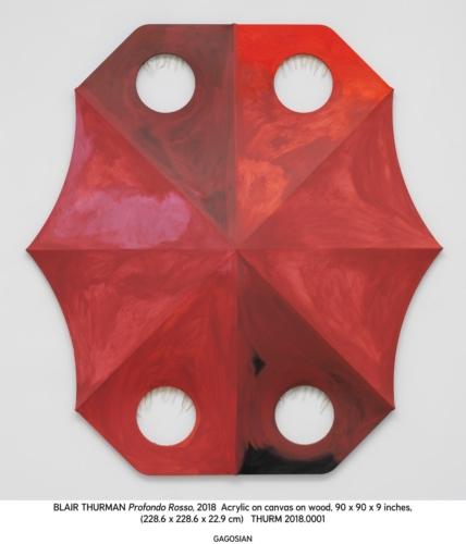 """Garage Italia Gagosian: la mostra """"Blair Thurman – Nell'Acqua Azzurra"""""""