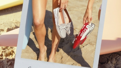 Tod's primavera estate 2018: Surf Life, la capsule collection